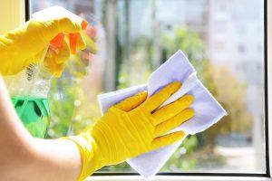 leštění oken bez leštidel