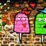 doporučení odstranění graffiti