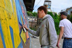 Jak na odstraňování graffiti