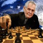 """Šachová partie prezidenta Zemana: Následuje rošáda, nebo gambit? Velké možnosti """"střední hry"""". Kdo kopne do šachovnice? Je Steigerwald černoch? Výzva k násilnému puči už není jen výraz frustrace. Tamti se nezakecají"""